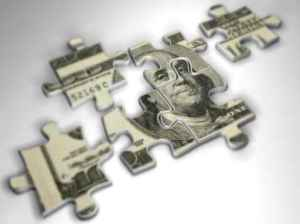 Puzzled by your financial future?  Your ideas are like pieces of your money money puzzle.